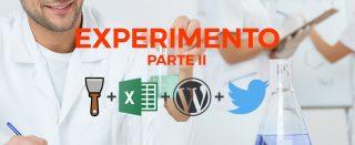 Experimento: Scraping de empresas + Excel + Web automática + Spam en Twitter (parte II)